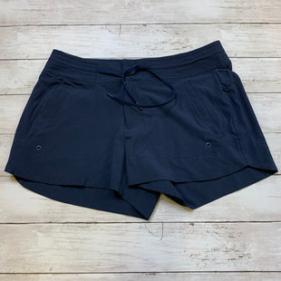 Primary Photo - BRAND: ATHLETA STYLE: ATHLETIC SHORTS COLOR: NAVY SIZE: S SKU: 176-176114-37510