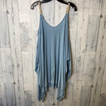 Photo #1 - BRAND: EASEL <BR>STYLE: TOP SLEEVELESS <BR>COLOR: BLUE <BR>SIZE: L <BR>SKU: 176-176114-34618