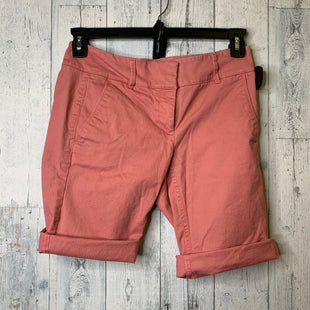 Primary Photo - BRAND: LOFT STYLE: SHORTS COLOR: PINK SIZE: 2 SKU: 176-176124-24896
