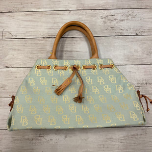 Primary Photo - BRAND: DOONEY AND BOURKE STYLE: HANDBAG DESIGNER COLOR: MINT SIZE: SMALL SKU: 176-17684-44974
