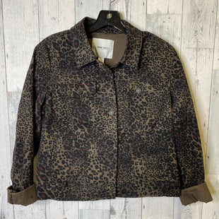 Primary Photo - BRAND: NINE WEST STYLE: JACKET OUTDOOR COLOR: BLACK SIZE: M SKU: 176-176124-23302