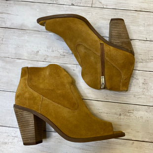 Primary Photo - BRAND: JESSICA SIMPSON STYLE: BOOTS ANKLE COLOR: BROWN SIZE: 8.5 SKU: 176-176150-2997