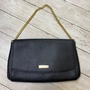Primary Photo - BRAND: KATE SPADE STYLE: HANDBAG DESIGNER COLOR: BLACK SIZE: SMALL OTHER INFO: AS IS SKU: 176-176124-24011