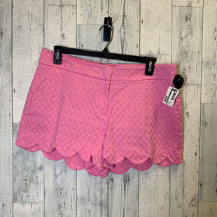 Primary Photo - BRAND: CROWN AND IVY STYLE: SHORTS COLOR: PINK SIZE: 16 SKU: 176-176140-2737