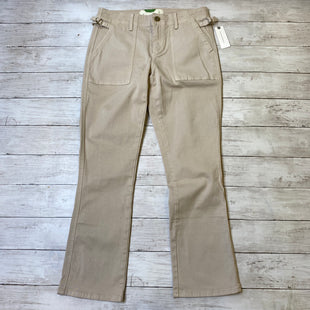 Primary Photo - BRAND: ANTHROPOLOGIE STYLE: PANTS COLOR: CREAM SIZE: 2 SKU: 176-17684-40842