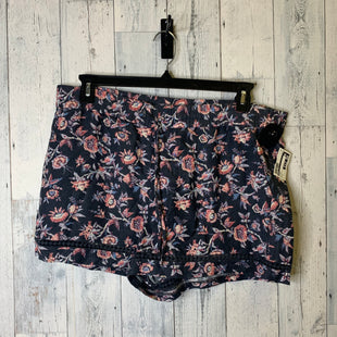 Primary Photo - BRAND: LOFT STYLE: SHORTS COLOR: FLORAL SIZE: L SKU: 176-17641-38848