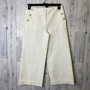 Primary Photo - BRAND: LOFT STYLE: PANTS COLOR: WHITE SIZE: 2 SKU: 176-17684-47946