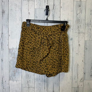 Primary Photo - BRAND: A NEW DAY STYLE: SHORTS COLOR: ANIMAL PRINT SIZE: L SKU: 176-176114-38342