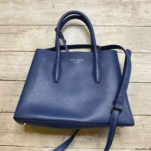 Primary Photo - BRAND: KATE SPADE STYLE: HANDBAG DESIGNER COLOR: BLUE SIZE: SMALL SKU: 176-17684-47926