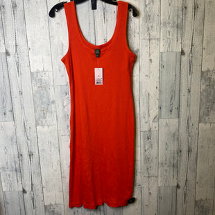 Primary Photo - BRAND: WILD FABLE STYLE: DRESS SHORT SLEEVELESS COLOR: RED SIZE: 1X SKU: 176-176121-26145