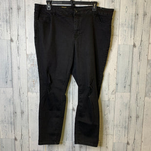 Primary Photo - BRAND: TRUE CRAFT STYLE: JEANS COLOR: BLACK SIZE: 24 SKU: 176-17684-45994