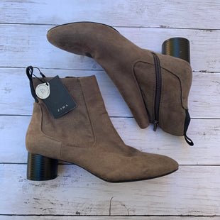 Primary Photo - BRAND: ZARA WOMEN STYLE: BOOTS ANKLE COLOR: TAUPE SIZE: 7.5 OTHER INFO: NWT SKU: 176-176122-16177