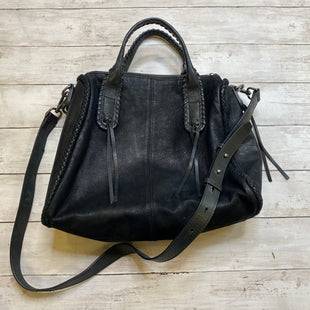 Primary Photo - BRAND: LUCKY BRAND STYLE: HANDBAG COLOR: BLACK SIZE: LARGE SKU: 176-17684-47226
