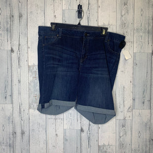 Primary Photo - BRAND: CELEBRITY PINK STYLE: SHORTS COLOR: DENIM SIZE: 18 SKU: 176-176150-4739