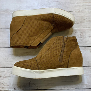 Primary Photo - BRAND: SODA STYLE: BOOTS ANKLE COLOR: BROWN SIZE: 10 SKU: 176-176114-36642