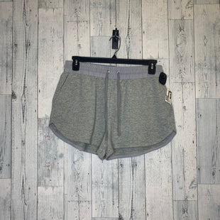 Primary Photo - BRAND: AMBIANCE STYLE: SHORTS COLOR: GREY SIZE: 1X SKU: 176-17684-47406