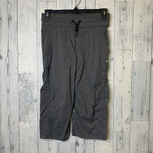 Primary Photo - BRAND: LULULEMON STYLE: ATHLETIC CAPRIS COLOR: GREY SIZE: 8 OTHER INFO: AS IS SKU: 176-176134-4578