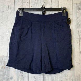Primary Photo - BRAND: TALBOTS STYLE: SHORTS COLOR: NAVY SIZE: S SKU: 176-17641-39520