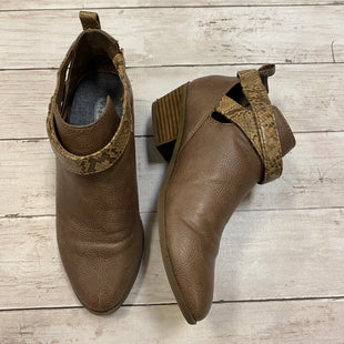 Primary Photo - BRAND: DR SCHOLLS STYLE: BOOTS ANKLE COLOR: TAUPE SIZE: 6 SKU: 176-176134-3270