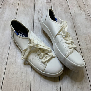 Primary Photo - BRAND: KEDS STYLE: SHOES ATHLETIC COLOR: WHITE SIZE: 6.5 SKU: 176-176134-3321