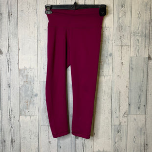Primary Photo - BRAND: 90 DEGREES BY REFLEX STYLE: ATHLETIC PANTS COLOR: MAGENTA SIZE: XS SKU: 176-176124-25104