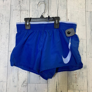 Primary Photo - BRAND: NIKE STYLE: ATHLETIC SHORTS COLOR: ROYAL BLUE SIZE: XS SKU: 176-176121-23571