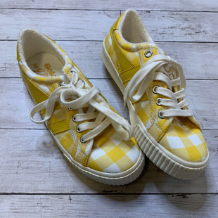 Primary Photo - BRAND: J CREW STYLE: SHOES FLATS COLOR: YELLOW SIZE: 6 OTHER INFO: GOLA SKU: 176-17684-45951