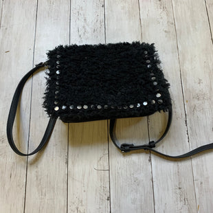 Primary Photo - BRAND: STEVE MADDEN STYLE: HANDBAG COLOR: BLACK SIZE: SMALL SKU: 176-17684-44012