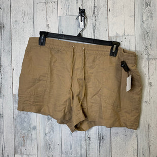 Primary Photo - BRAND: NEW YORK AND CO STYLE: SHORTS COLOR: BROWN SIZE: L SKU: 176-176124-25995