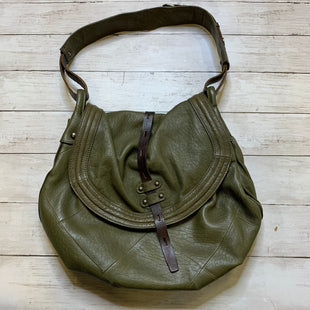 Primary Photo - BRAND:    CLOTHES MENTOR STYLE: HANDBAG LEATHER COLOR: OLIVE SIZE: MEDIUM OTHER INFO: REVEL - SKU: 176-176150-1539