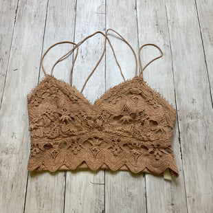 Primary Photo - BRAND: FREE PEOPLE STYLE: BRA COLOR: TAN SIZE: L SKU: 176-176134-4641