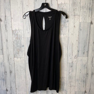 Primary Photo - BRAND: OLD NAVY STYLE: ATHLETIC TANK TOP COLOR: BLACK SIZE: 3X SKU: 176-176122-18538