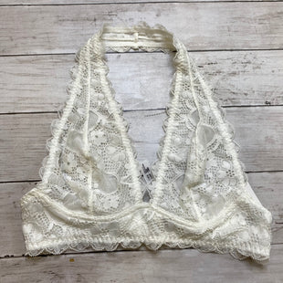Primary Photo - BRAND: FREE PEOPLE STYLE: BRA COLOR: WHITE SIZE: XS SKU: 176-176150-3848