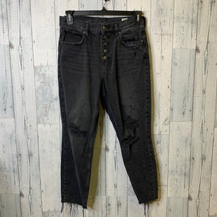 Primary Photo - BRAND: WE THE FREE STYLE: JEANS COLOR: BLACK SIZE: 6 OTHER INFO: 29 SKU: 176-17641-39571