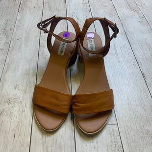 Primary Photo - BRAND: STEVE MADDEN STYLE: SHOES LOW HEEL COLOR: BROWN SIZE: 8 SKU: 176-176114-38141