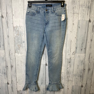 Primary Photo - BRAND: IVANKA TRUMP STYLE: JEANS COLOR: DENIM SIZE: 2 SKU: 176-176124-24700