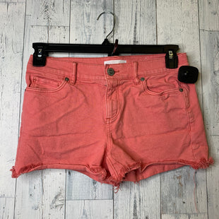 Primary Photo - BRAND: LOFT STYLE: SHORTS COLOR: CORAL SIZE: 0 SKU: 176-176150-4878