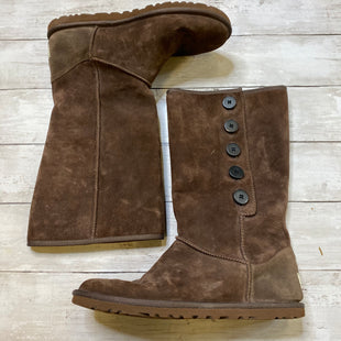 Primary Photo - BRAND: UGG STYLE: BOOTS KNEE COLOR: BROWN SIZE: 8 SKU: 176-176121-24496