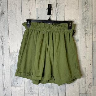 Primary Photo - BRAND: SHEIN STYLE: SHORTS COLOR: GREEN SIZE: L SKU: 176-176114-38024