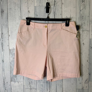 Primary Photo - BRAND: TALBOTS STYLE: SHORTS COLOR: PINK SIZE: 12 SKU: 176-176122-15434