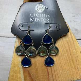 Primary Photo - BRAND: LUCKY BRAND STYLE: EARRINGS COLOR: NAVY SKU: 176-176122-19048