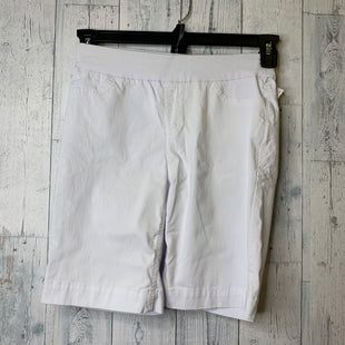 Primary Photo - BRAND: SOFT SURROUNDINGS STYLE: SHORTS COLOR: WHITE SIZE: XS SKU: 176-17684-47927