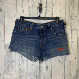 Primary Photo - BRAND: LEVIS STYLE: SHORTS COLOR: DENIM SIZE: 12 SKU: 176-176122-20516