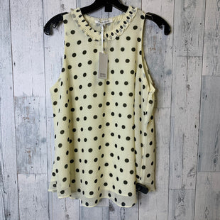 Primary Photo - BRAND: ROSE AND OLIVE STYLE: TOP SLEEVELESS COLOR: CREAM SIZE: M SKU: 176-17684-47832