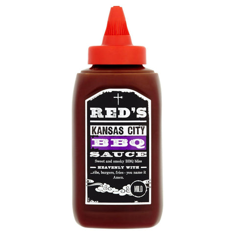 Red's Kansas City Sauce