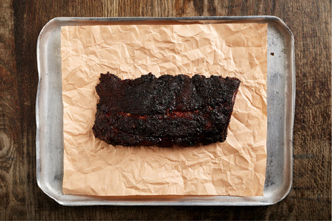 5-Hour Slow Smoked Baby Back Ribs