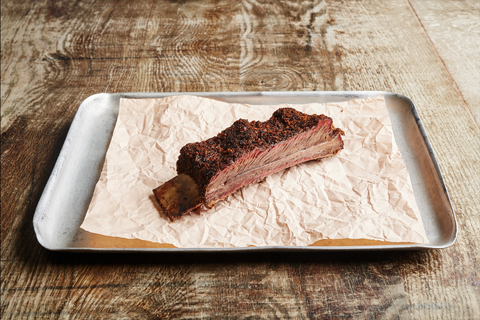 12-Hour Slow Smoked Beef Ribs (1KG)