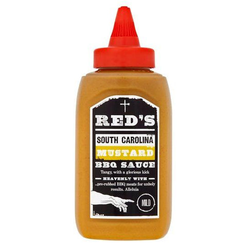 Red's South Carolina Mustard BBQ Sauce