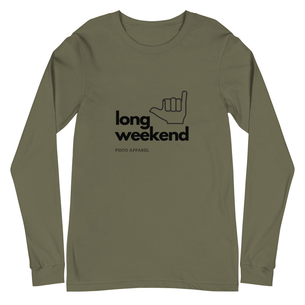 Long Weekend Long Sleeve