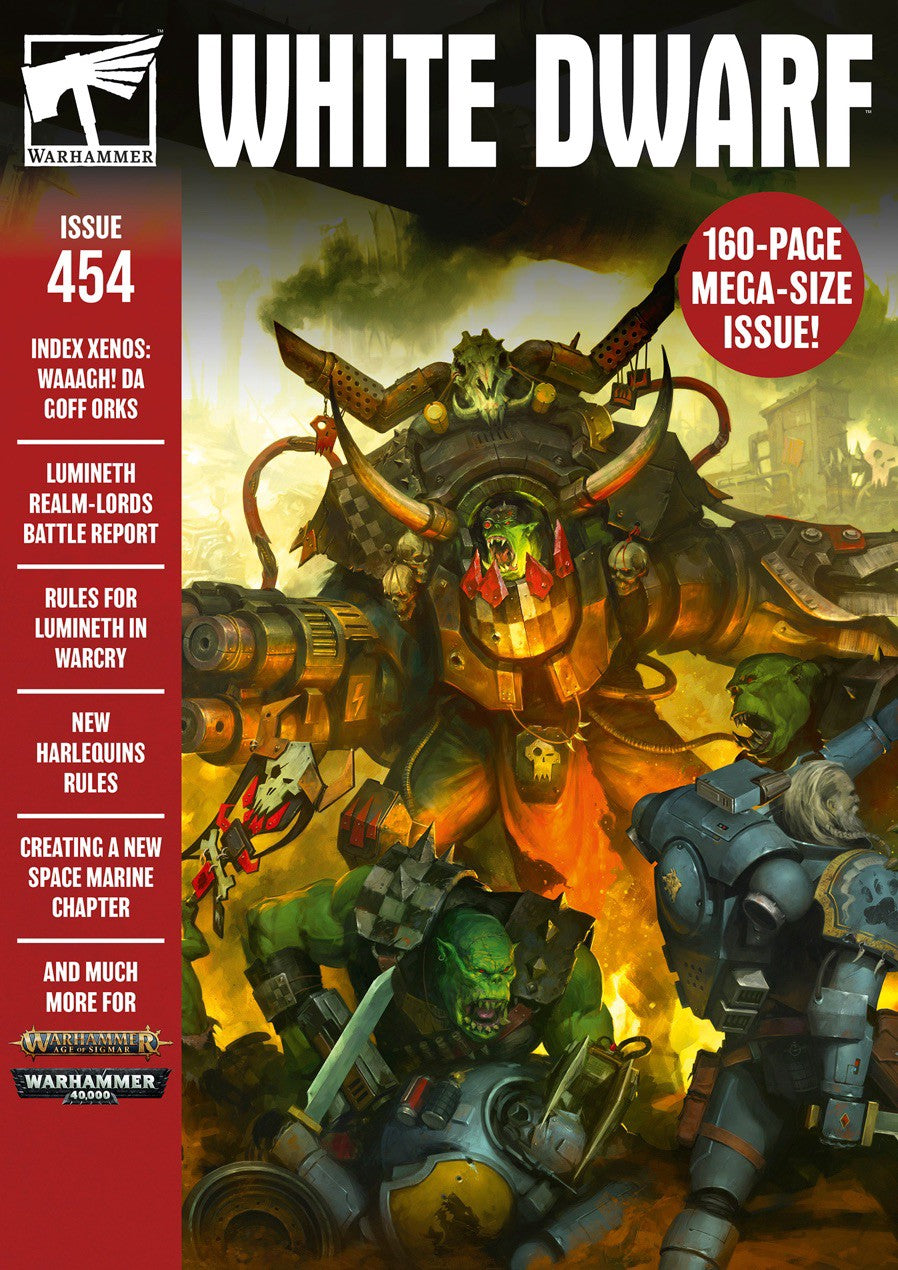 White Dwarf Magazine Issue May 454 | Lots Moore NSW